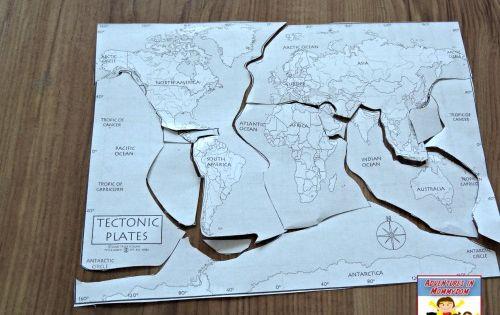 Earthquake Activity Plate Tectonics Earthquakes Activities Earthquakes For Kids Plate Tectonics
