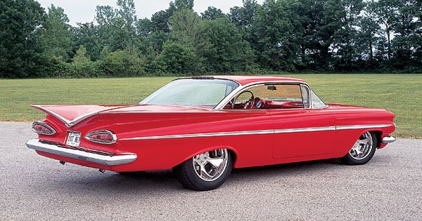 The chevrolet impala is a full size sedan built by the for Chevrolet division of general motors