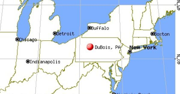 Dubois Pa Bayonne Ellwood City Central City