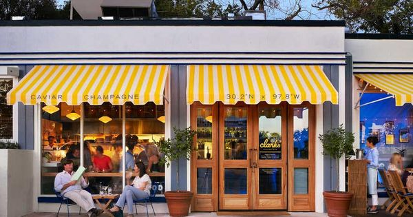 Clark S Oyster Bar Austin Texas Clayton Little In 2020 Austin City Guide Oyster Bar Adventure Getaway