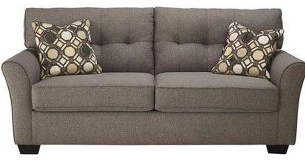 Signature Design By Ashley Sofas Slate Ashley Furniture Sofas