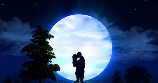 Beautiful Full Moon - Bing Images