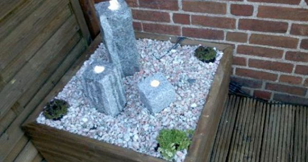 this little #fountain brings #summer feeling to your #terrace or,