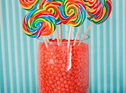 Kara's Party Ideas | Kids Birthday Party Themes: sweet shoppe party Colorful