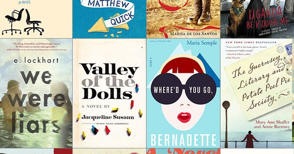The Best Beach Reads For a Summer Getaway. great book club reads.