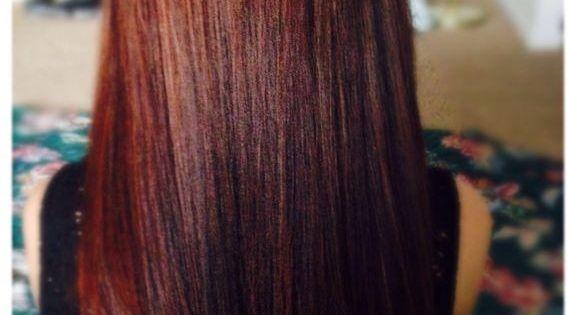 New Hair Color Clairol Natural Instincts Medium Auburn