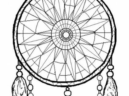 Native American Designs Coloring Pages Native American