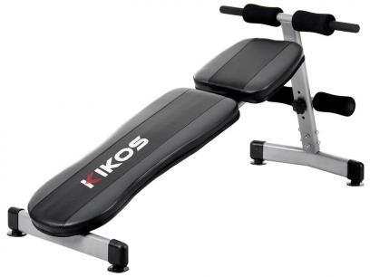 Banco Regulavel 100kg Kikos Br 508 Com As Melhores Condicoes