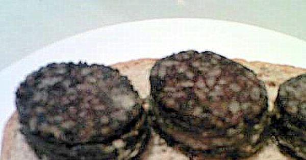 Morcilla De Burgos Frita Receta De Tino Receta Morcilla De Burgos Morcilla Morcilla Recetas