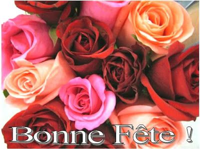 Carte Bonne Fete Roselyne.Bonne Fete Aux Roselyne Roseline Rose Rosanna Rosie