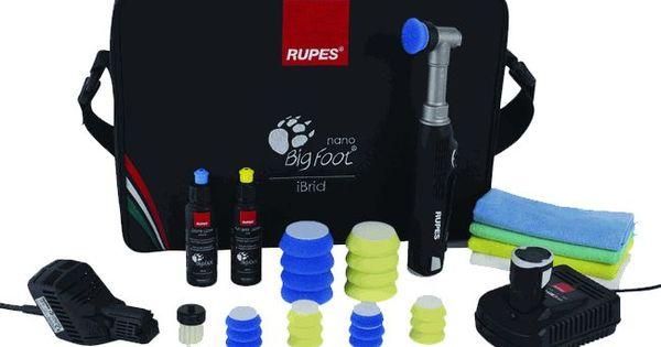 Rupes Bigfoot Nano Ibrid Long Neck Short Neck Bigfoot Neck