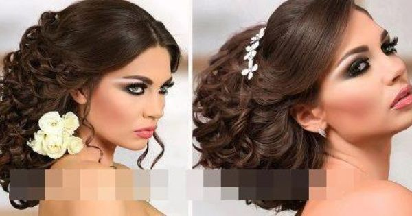 17 Best Ideas About Wedding Hairstyles On Pinterest: Arabic Hairstyles