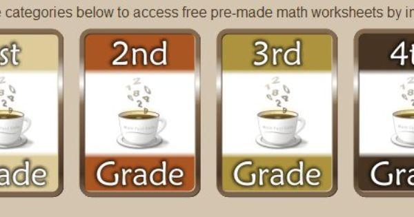 Math Fact Cafe Math Facts Math Math Resources