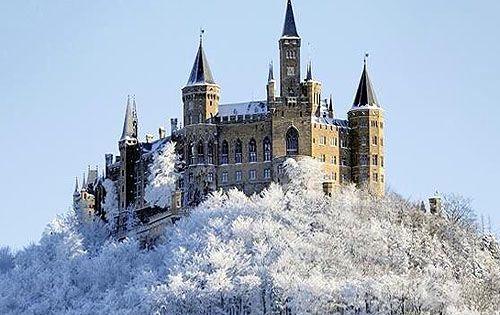 100 Best Castle Photographs Hohenzollern Castle Castle Germany Castles