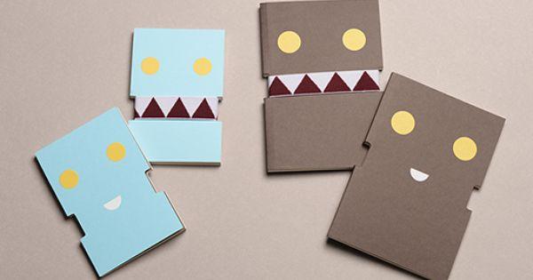 fun paper notebooks
