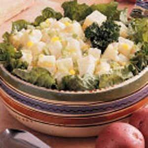 Easy Potato Salad Recipe Taste Of Home