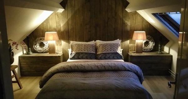Pin van dineke op wonen pinterest slaapkamer zolder en zolder slaapkamer - Slaapkamer lay outs ...