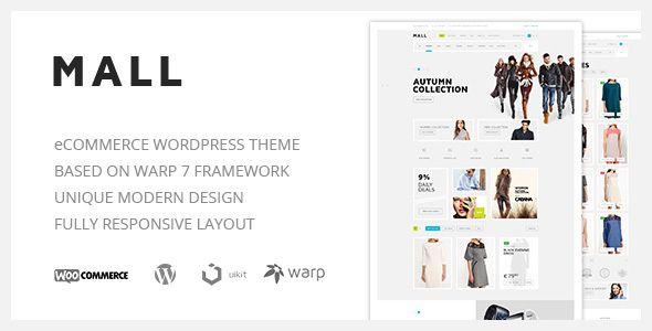 Mall Clean Multi Purpose Woocommerce Responsive Wordpress Theme