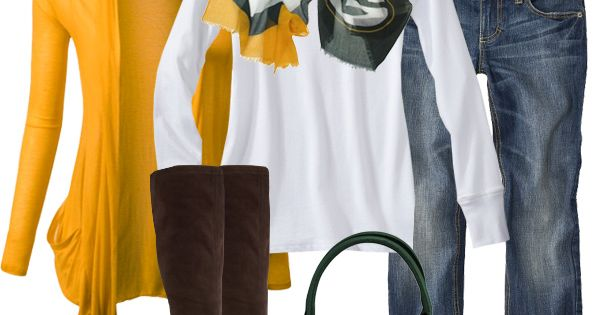 Green Bay Packers Outfit