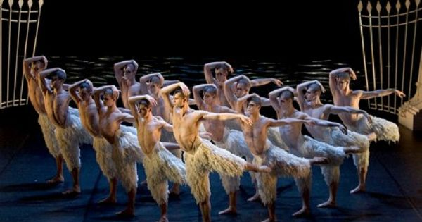 matthew bourne s swan lake chicago premiere swan lake adam cooper swan lake ballet