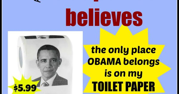Obama is an IDIOT! REP...