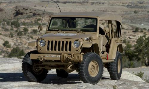 Seven Jeep Concept Vehicles That Will Blow Your Mind Akins Ford