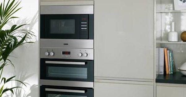 Howdens Gloss Flint Grey Integrated Handle I Like 2 Ovens