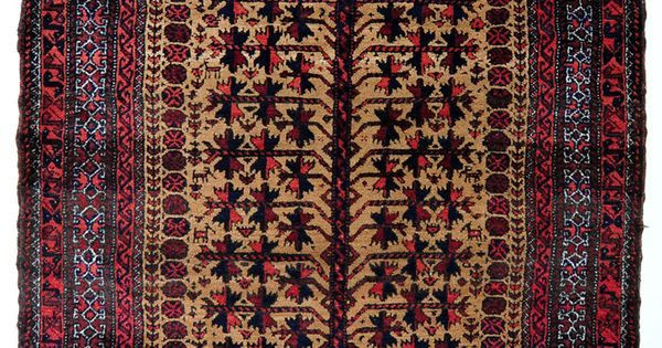 This Prayer Rug Made In Khorossan Province In Iran In 1910