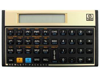 Calculadora Financeira Hp 120 Funcoes 12c Gold Box Hp 12c Calculadora Produtos De Informatica