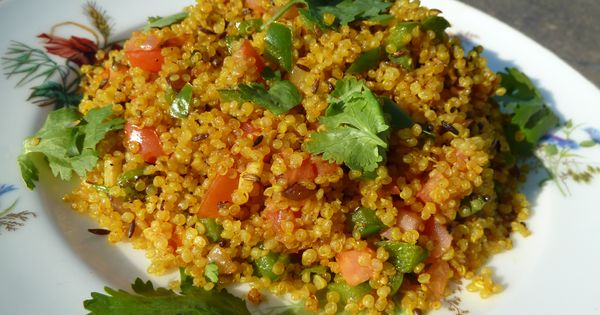 Quinoa Pulao | Recipes | Pinterest | Quinoa and Recipe