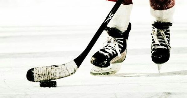 Hockey Stick And Skates Ice Hockey Hockey World Hockey