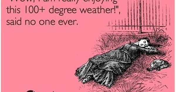 Hot Weather Picture Jokes   Hot Weather Humor   Read ...