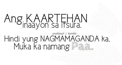 Image Detail For Funny Quotes Hahaha Pinoy Banat Quotes Randomness Tagalog Pinoy Quotes Bitterness Quotes Tagalog Quotes