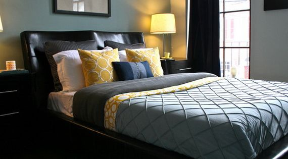 Amazing Bedrooms For Men Pictures Bedroom Decor Pinterest Sons Bedroom Ideas And Leather Bed Frame