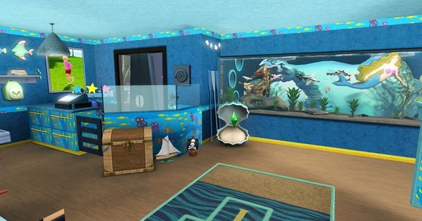 Secure entrance exit to kids club photo kidsclub2 for Beach themed kids room