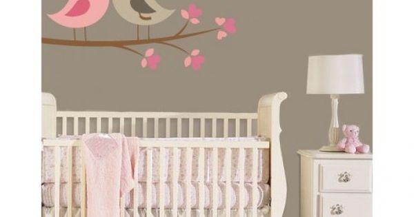 Schattige kinder kamer ideas for the house pinterest kind kinderkamers en speelhoek - Roze meid slaapkamer ...