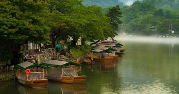 Katsura River, Japan   W O R L D through the lens ...
