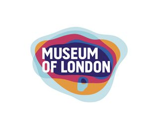 The New Museum Of London Logo First Appears To Be A Collation Of Current Logo With Images Museum Logo London Museums London Logo