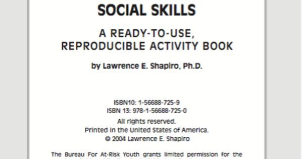 the social work skills workbook free pdf