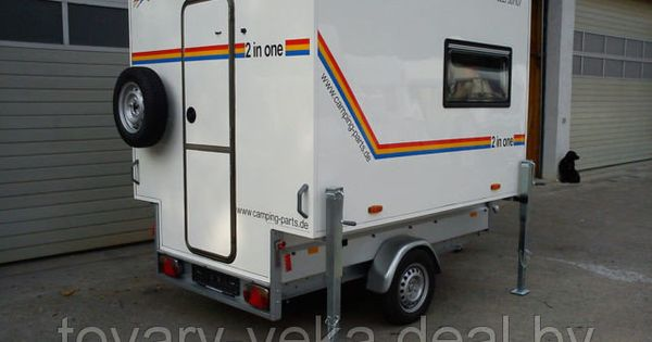 Zhiloj Kemper Svoimi Rukami Small Camping Trailer Mini Travel Trailers Diy Camper Trailer
