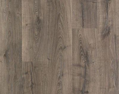Pergo Outlast Vintage Pewter Oak 10 Mm Thick X 7 1 2 In Wide X 47 1 4 In Length Laminate