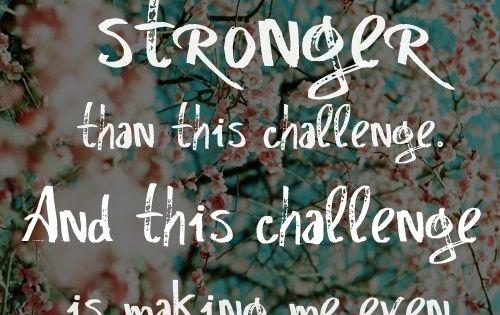 I am stronger then this challenge! teambeachbody beachbodycoach fitness challenge www.beachbodycoach.com/clocke116