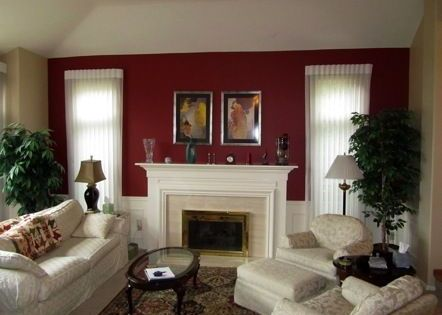 Living Room Paint Ideas With Accent Wall Living Room