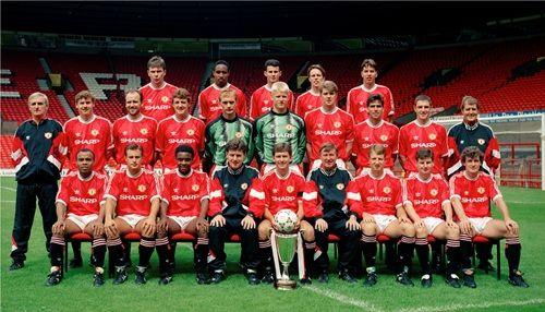 Manchester United 1991 92 Manchester United Manchester United Team Manchester United Football
