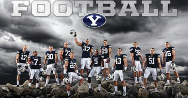 The Wiz Of Odds Group 1 Football Team Pictures Byu Football Senior Football Banners
