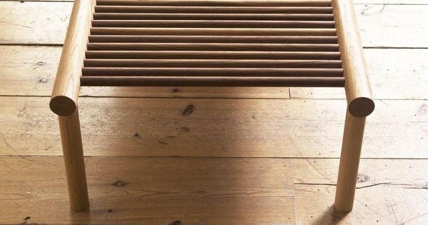 The elegant Woodware collection from Max Lamb.  Industrial  Pinterest  침대 ...