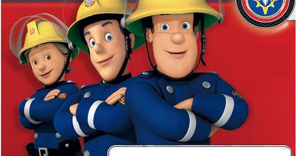 une carte d anniversaire sam le pompier anniversaires pinterest firemen fireman sam and. Black Bedroom Furniture Sets. Home Design Ideas