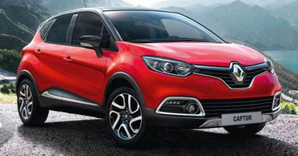 Renault Captur Introduces Hi Spec Signature Cheap Cars For Sale