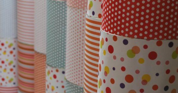 Recyclage boites poudre lait b b id es diy bricolage - Bricolage fait maison ...