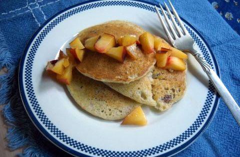Gluten Free Buttermilk Buckwheat Pecan Pancakes Recipe Egg Free Recipes Recipes Real Food Recipes